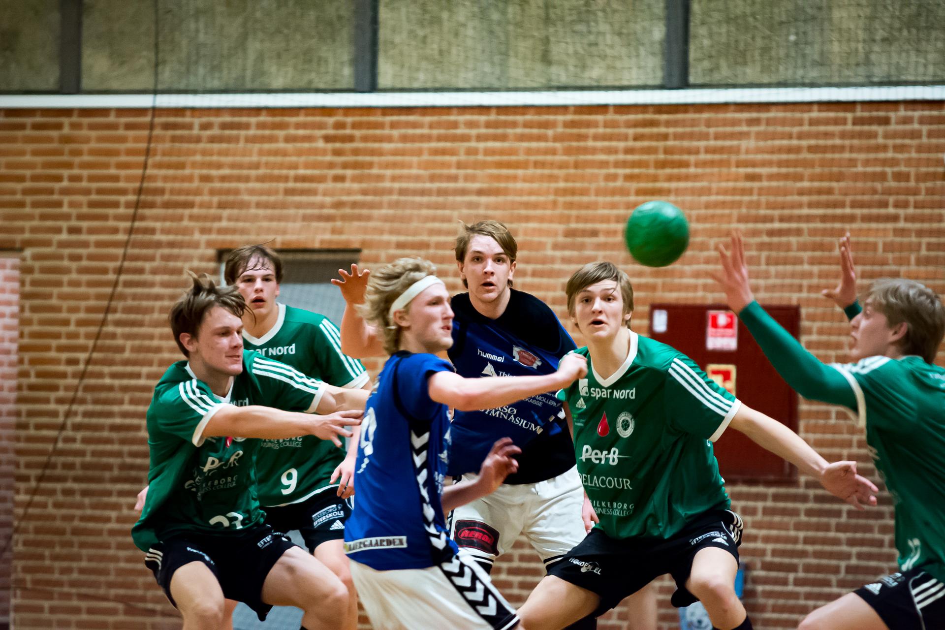 HF Mors  vs Silkeborg-voel U18 Drenge Elite cup