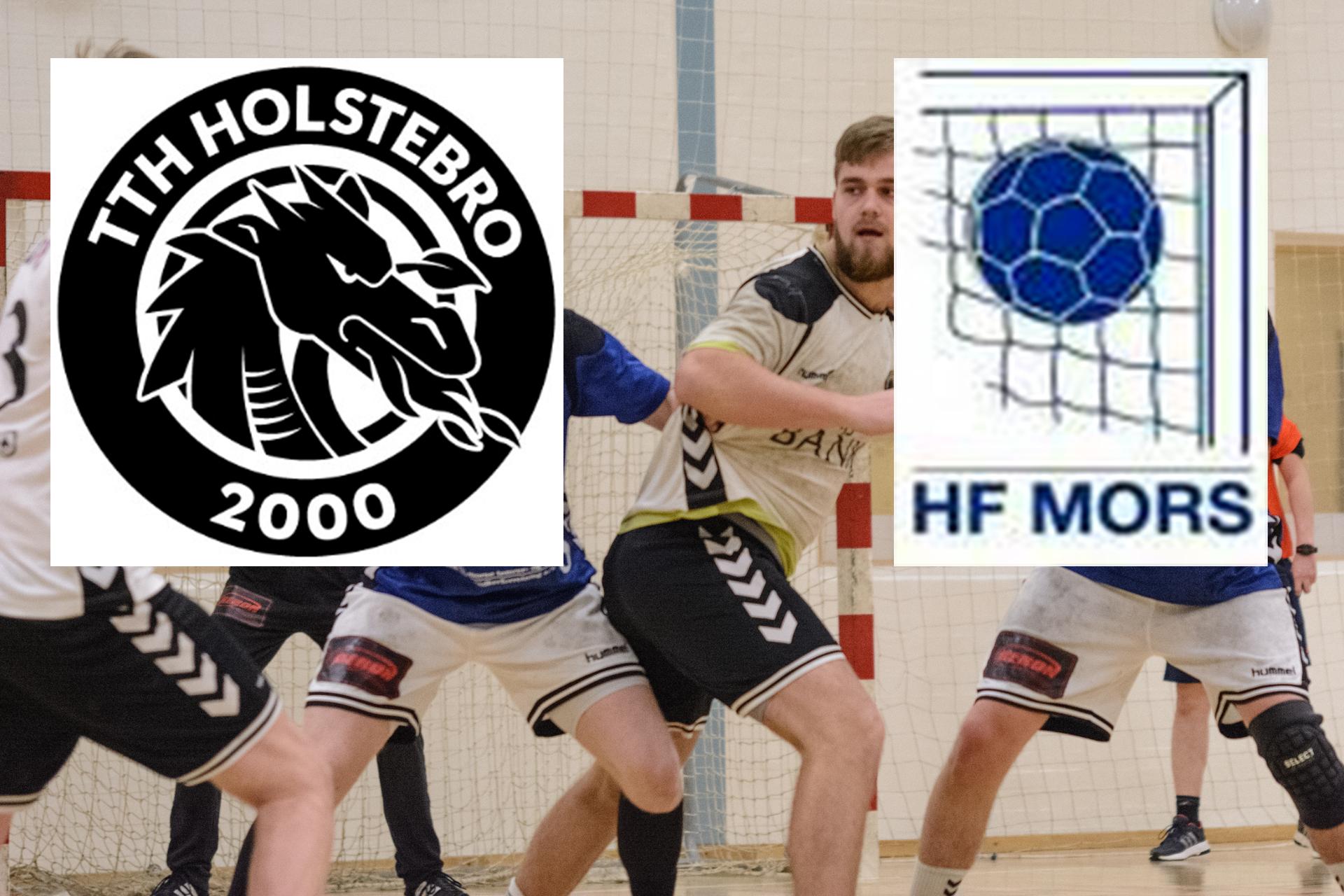 TTH Holstebro vs HF Mors U18 Liga