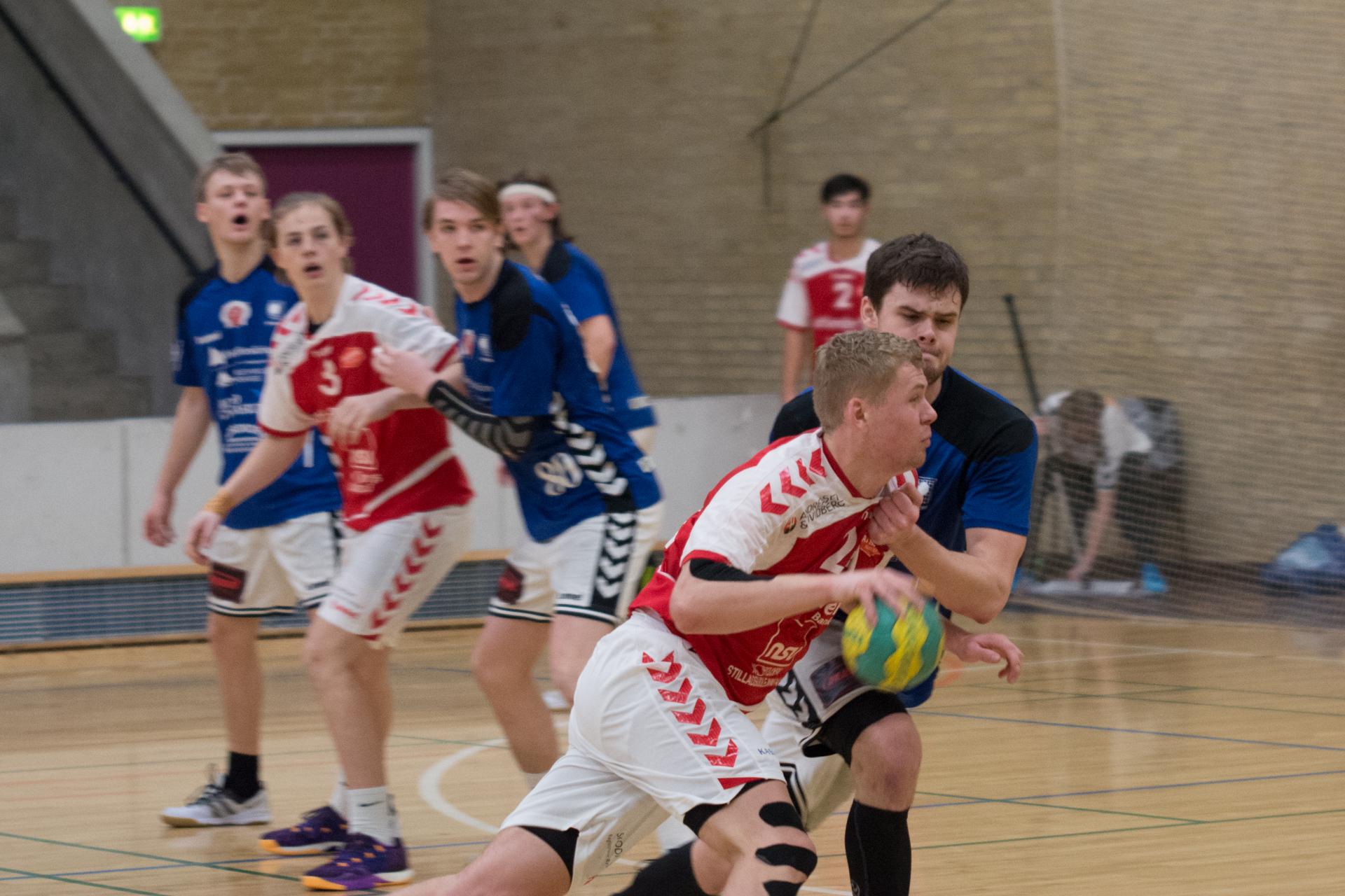 Aalborg Håndbold vs HF Mors U18