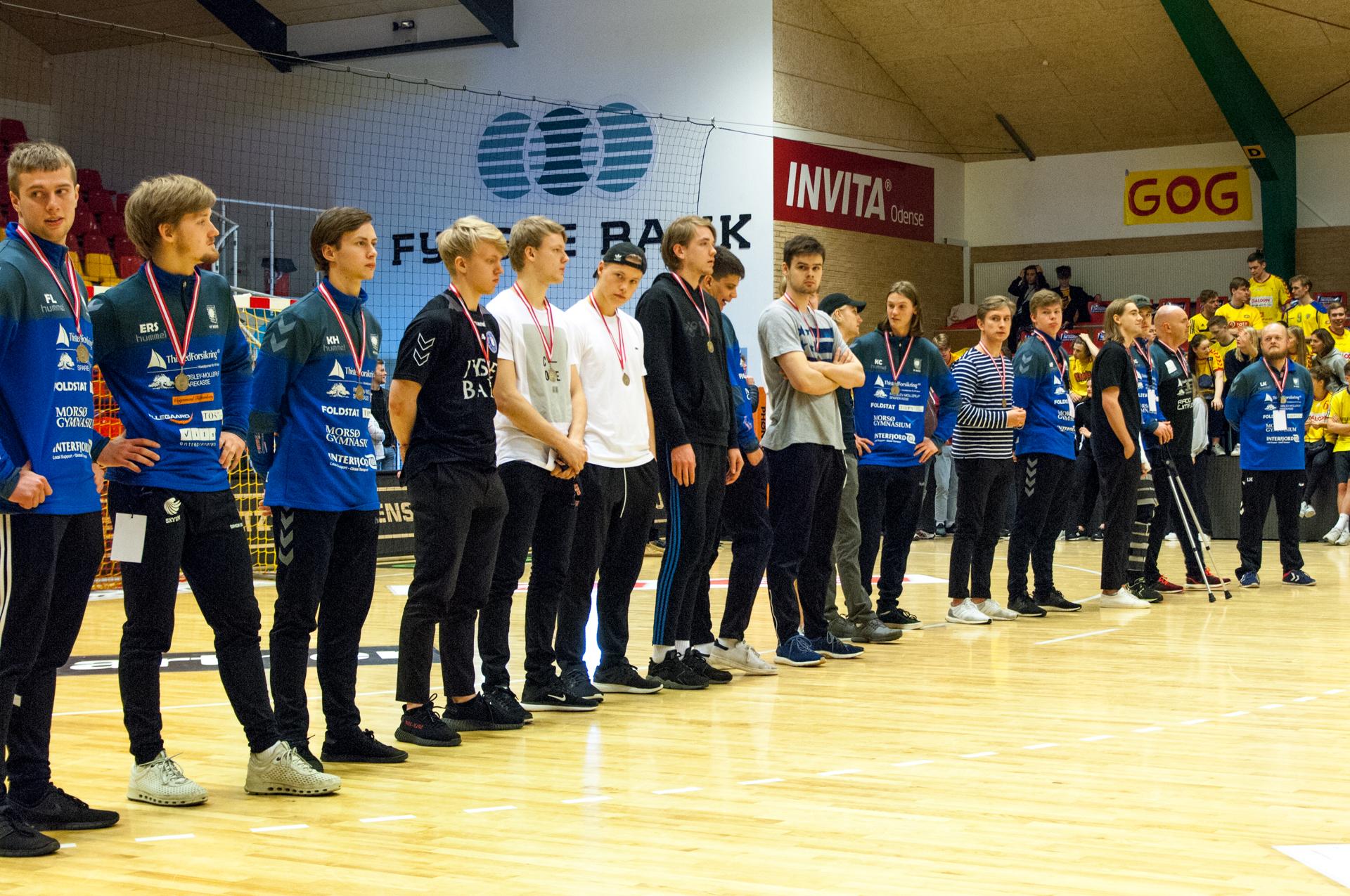 Final 4 U18 – HF Mors – HØJ