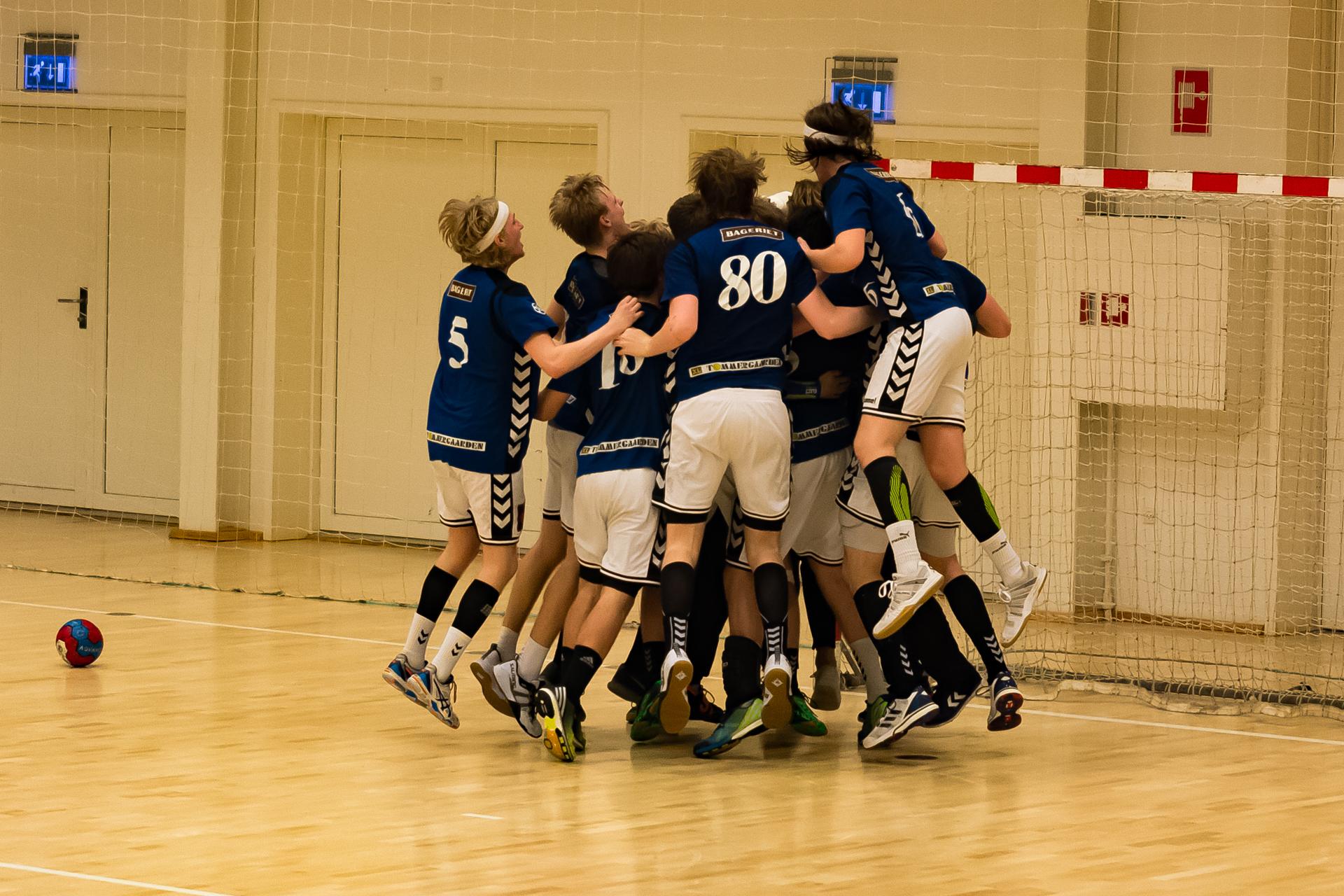 HF Mors – Aarhus Håndbold  U18 Liga